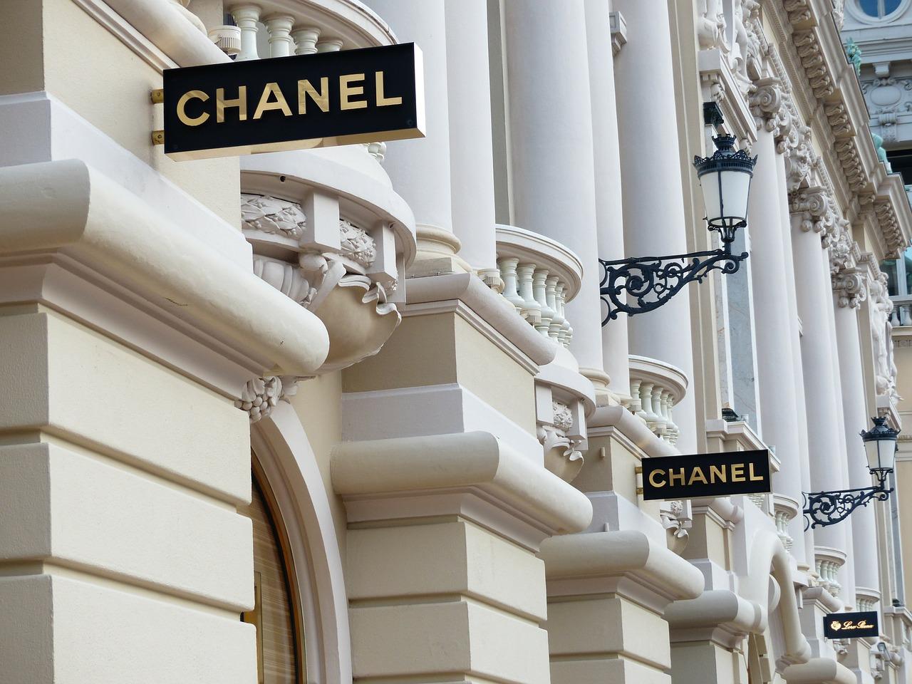 Chanel prodejna
