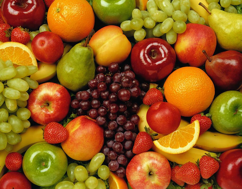 Ovoce je plné antioxidantů