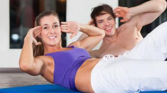 Jak posilovat břišní svaly?