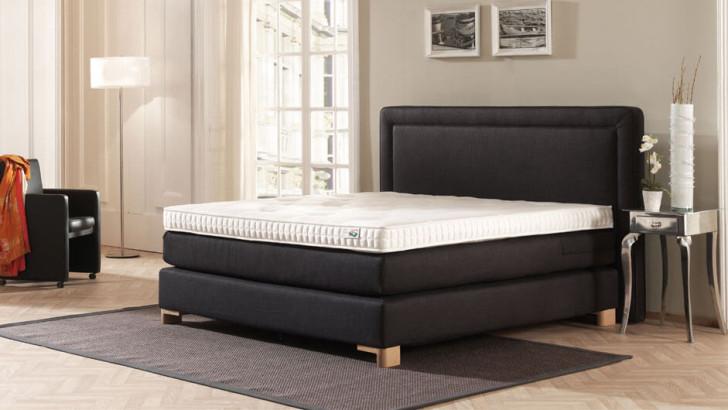 Pohodlný spánek na postelích boxsping