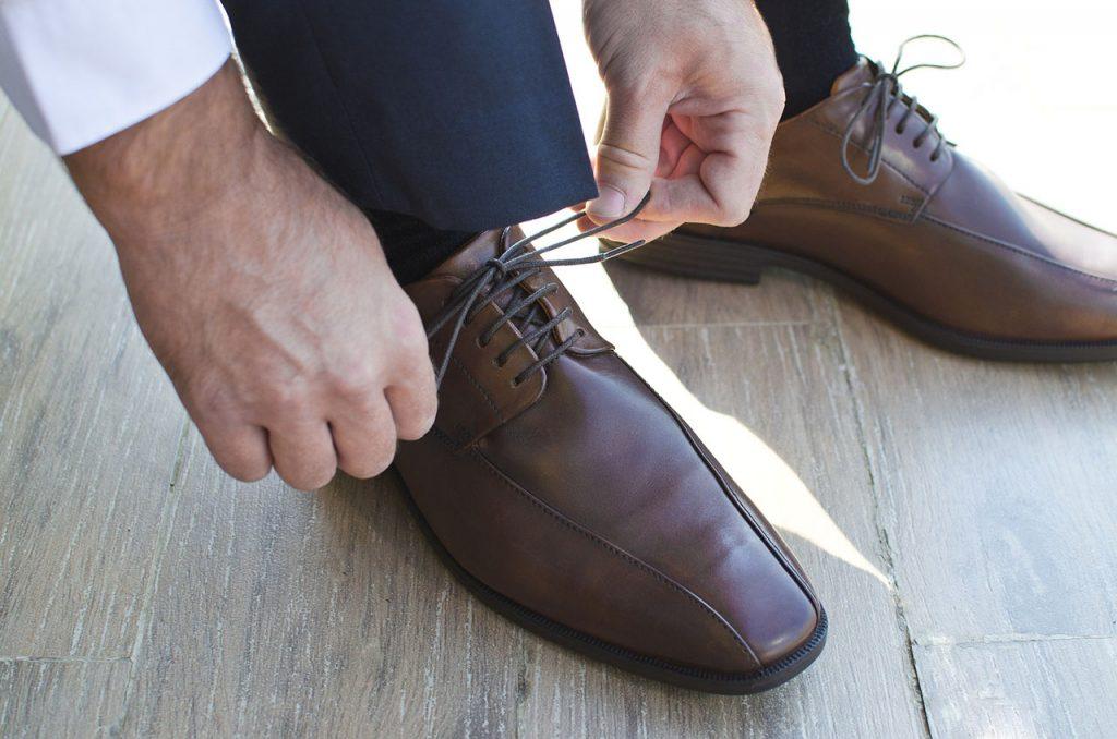 Elegantní boty jsou základ