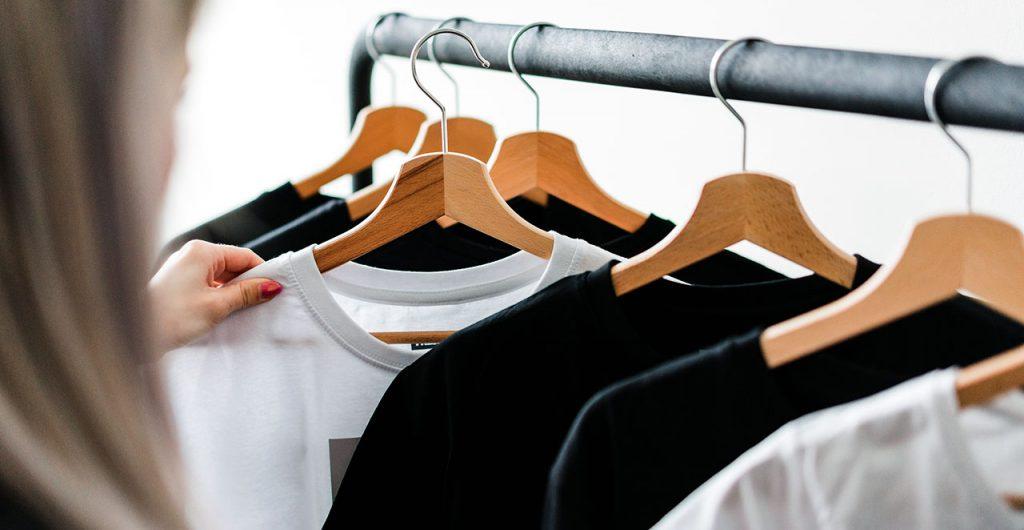 Oblečení náheld