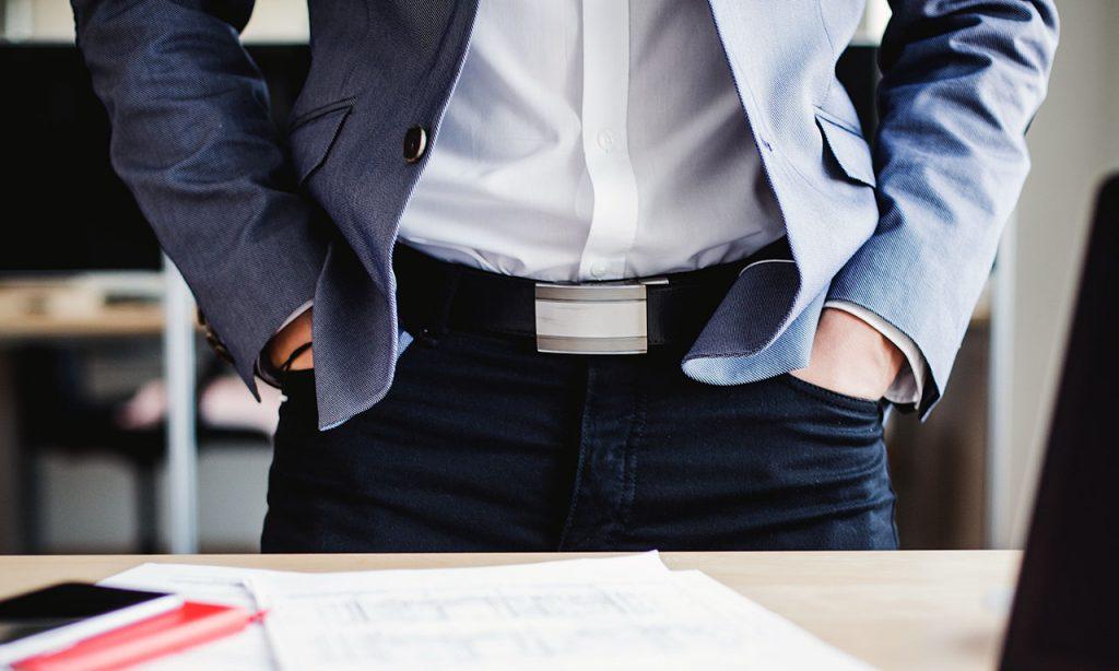 Smart casual styl je dnes ideální volbou pro běžný oděv podnikatelů