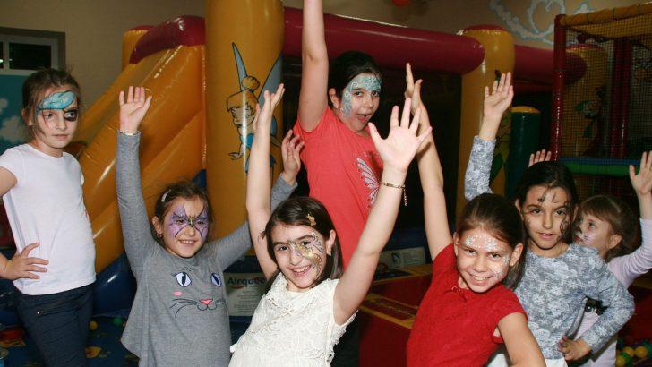 Uspořádejte nezapomenutelnou dětskou párty