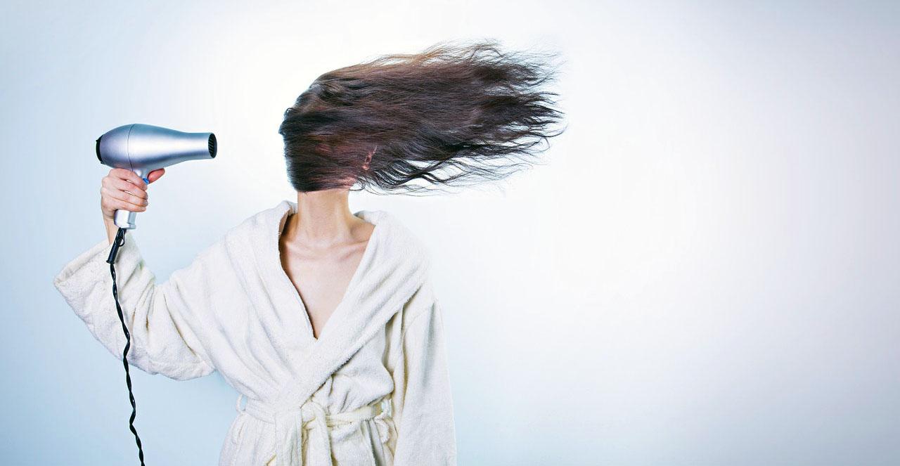 Správná péče o vaše vlasy
