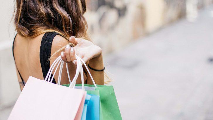 Jak nakupují největší shopaholičky?