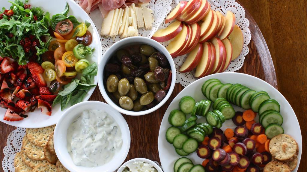 Potraviny, ovoce a zelenina