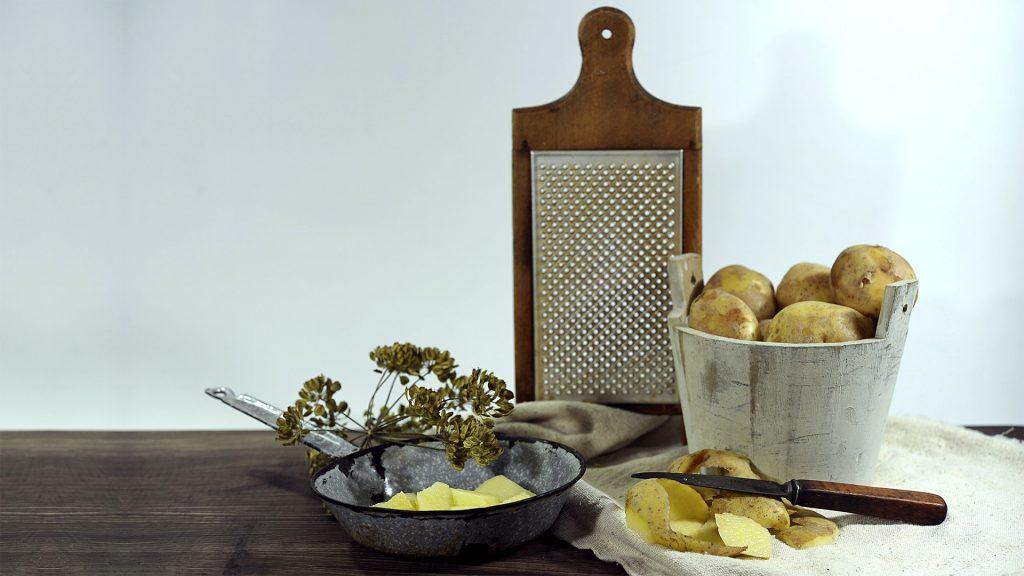 Billa leták - brambory