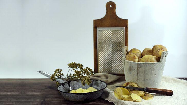 Billa leták hlásí éru raných brambor, tak ji nepropásněte!