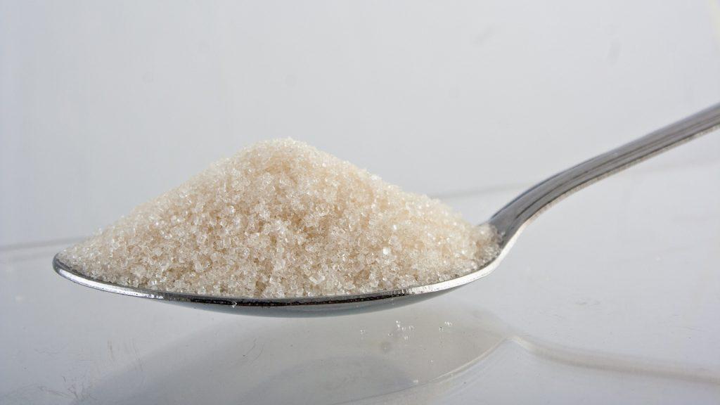 Lžíce cukru
