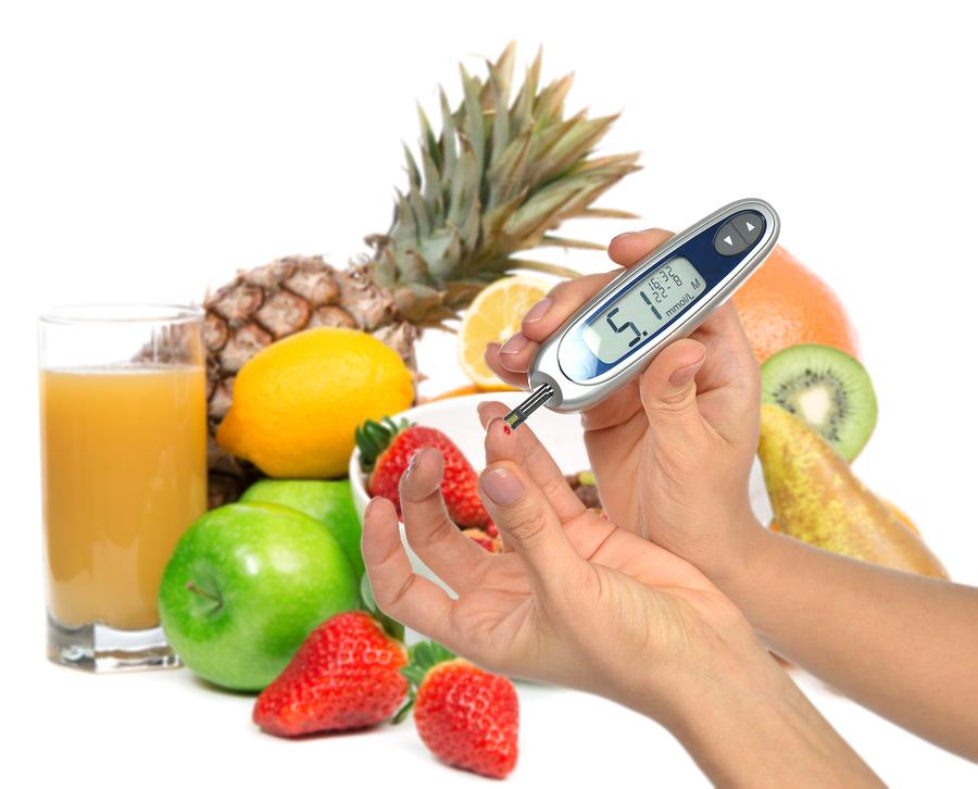 Zdravá strava při cukrovce