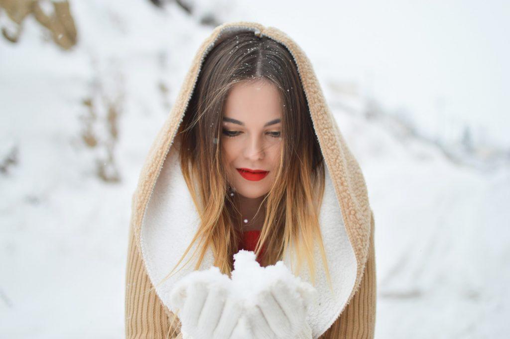 Těhotenství zima