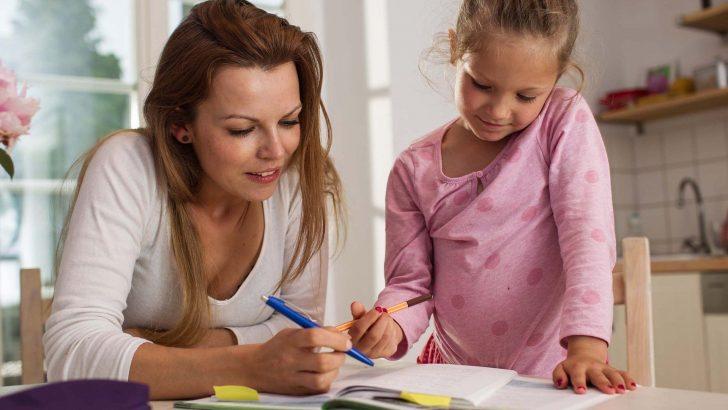 Jak naučit dítě samostatně psát domácí úkoly?